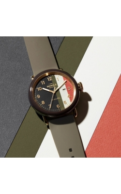 Shinola Detrola Burnout product image