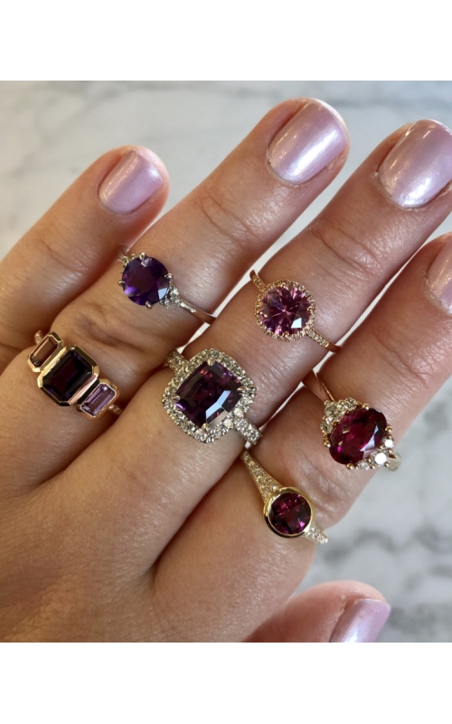 Colored Stone Rings product image