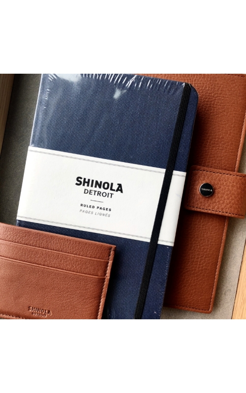 Shinola Journal, cover & wallet product image