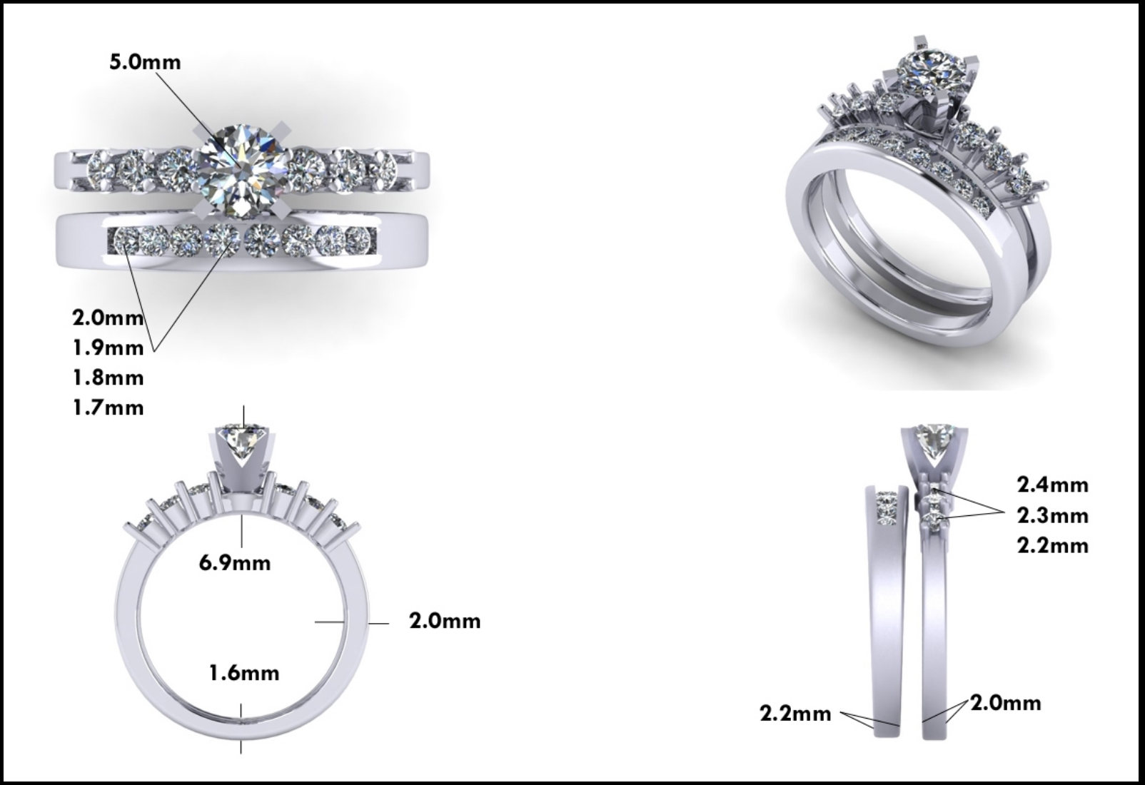 Custom Jewelry Design - Mitchum Jewelers - Image 2