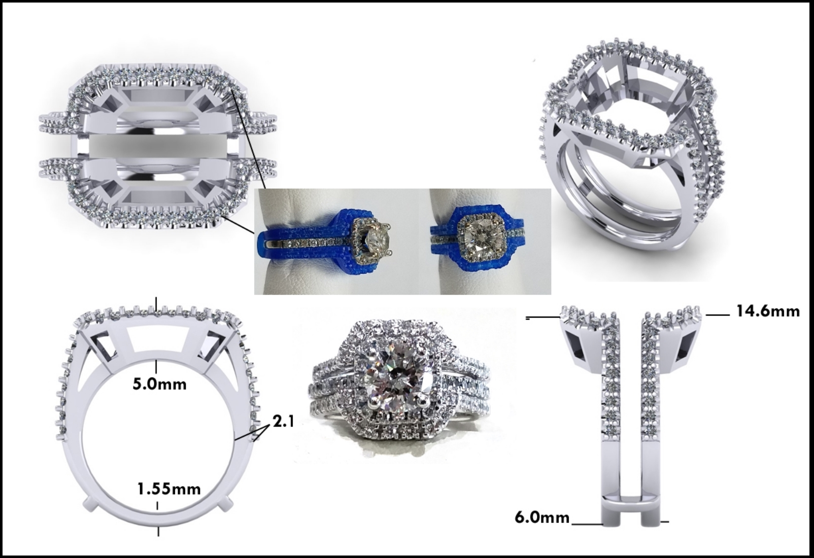 Custom Jewelry Design - Mitchum Jewelers - Image 8