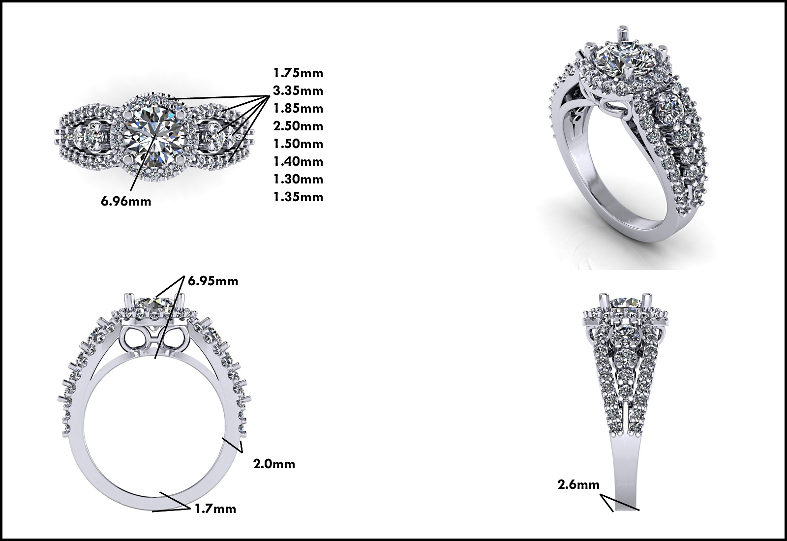 Custom Jewelry Design - Mitchum Jewelers - Image 30