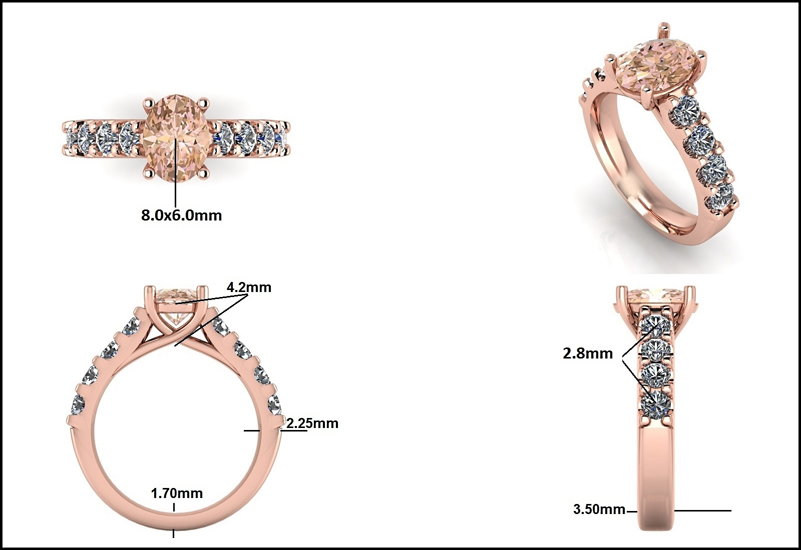 Custom Jewelry Design - Mitchum Jewelers - Image 34