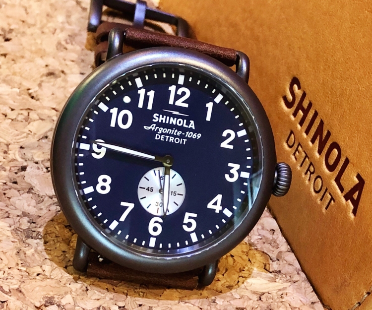 gents shinola