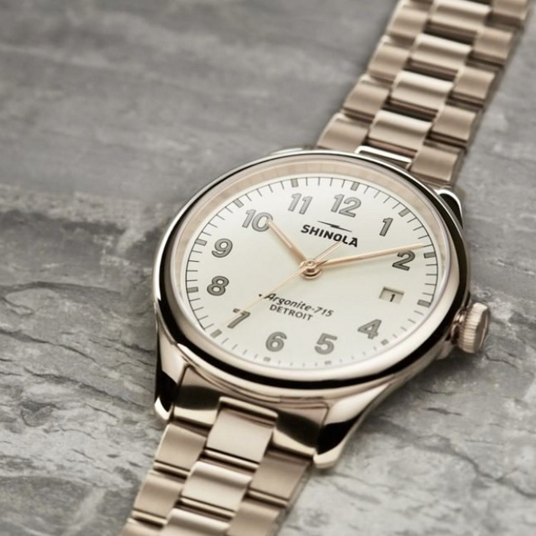 Shinola Watch