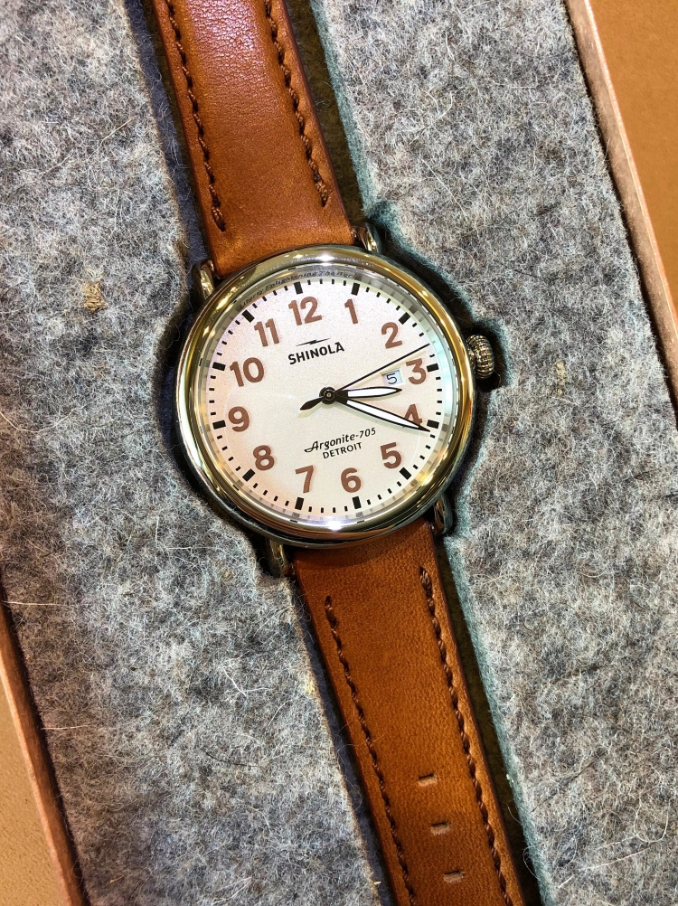 liberty shinola